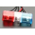 10091 Flashing Light Bar w/Battery