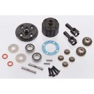 TKR5648 Complete Fr/Re Diff SCT410
