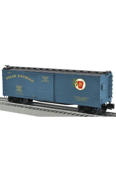 6-27274 Polar Railroad Wood-Sheathed Boxcar