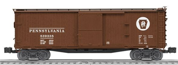 Pennsylvania Wood-Sheathed Boxcar 6-27291