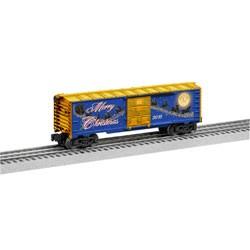 6-82954 2016 Lionel Christmas Boxcar