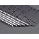 """1109 Round Aluminum Tube 1/8x36"""" (5)"""