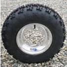 Vinyl Super Traction Tire