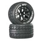 "Bandito MT 2.8"" Truck 2WD Mntd Fr C2 Blk (2)"