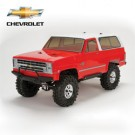 1986 Chevrolet K-5 Blazer Ascender 1:10 4WD RTR