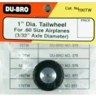 100TW Tail Wheel 1""