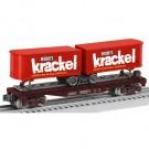Krackel Piggyback Flatcar