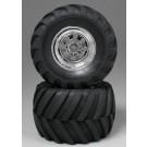 9805619 Rear Tire/Wheel 58242 (2)