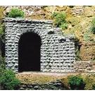Tunnel Portal -- Single Cut Stone 8 x 8'' - O-Scale