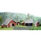 HO Farm Out Buildings