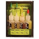 HO & S LUBRICANTS KITS  KIT CONTAINS 15ml. each: