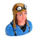 1/6 Pilot - 'Linda' with Helmet and Goggles