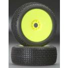 14002SRY 1/8 Buggy CityBlock Soft Evo Premnt Ylw (2)