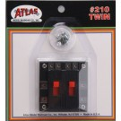 210 Twin Electrical Control