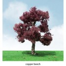 "jtt scenery  copper beach trees 3-3.5"" pk"