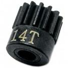 CSG1814 14T 48P Hardened Steel Pinion 1/8 Bore