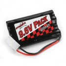 9.6V 8-Cell 600mAh NiCd Toy Pack