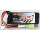 15308 LiPo 3S 11.1V 1500mah 30C Tactic Power Airsoft