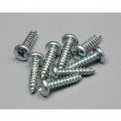 "Sheet Metal Screws Phillips 4x1/2"" (8)"