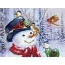 16087 Sweet Snowman 500pcs