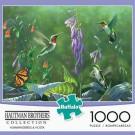 11180 Hummingbirds & Hosta 1000pcs