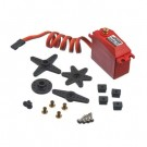 AR390136 ADS-7M V2 6.5kg Waterproof Servo Red