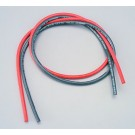 1400 Silicone Wire 12-Gauge Red/Black 2'