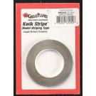 """Striping Tape Metallic Charcoal 1/8"""""""