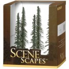 """32003 SS Conifer Trees 5-6"""" (6)"""