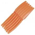 EP1060/6P 10x6 Prop 254x152mm Orange (6)