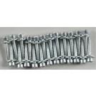 893 Socket Head Servo Mntng Screws (24)