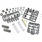 AX30092 Aluminum 72-103mm Shock Set 10mm Piston (2)