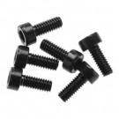 Button Head Hex Screw 2.5x6mm (6)