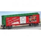 6-25061 2008 Christmas Boxcar