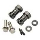 SCX10FT01 Wheel Hub Extensions 15mm w/12mm Hex SCX1 (2)