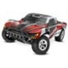 58024 1/10 Slash 2WD Short Course 2.4GHZ Red/Black